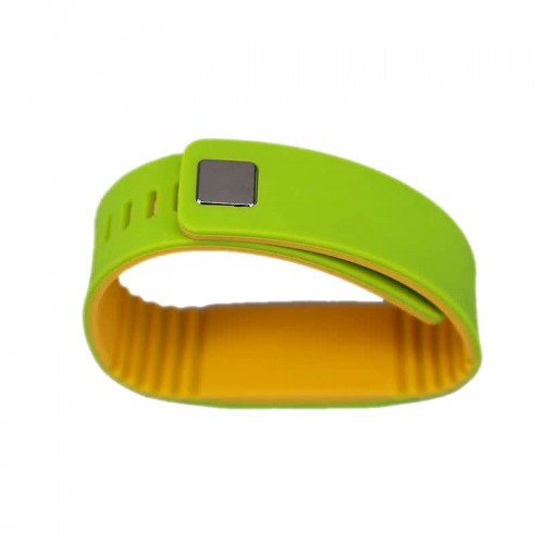 180 bytes 13.56MHz ISO14443A NTAG 213 Adjustable Silicone NFC BandsRFID Silicone Wristbandsxyt-3200.00