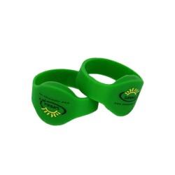 Custom Logo Printing NFC Wristband For Children Classic
