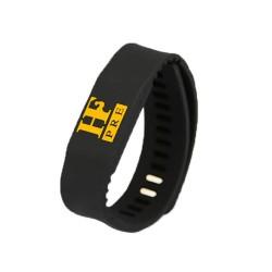 Bandas de silicona NFC con ISO14443A 888 bytes NTAG216 NFC Chip