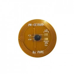 13.56MHz 8MM anti-metal Mini PCB NFC etiqueta electrónica conveniente para diferentes aplicaciones especiales