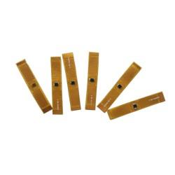 9x50mm Heat Resistant FPCB UHF RFID Sticker