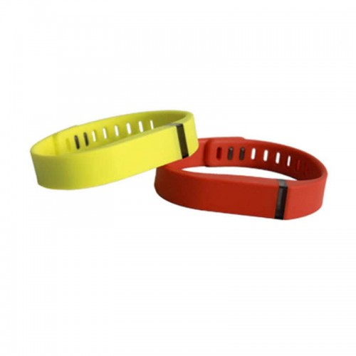 13.56MHZ F08 NFC Tags ISO14443A Silicone NFC Wristband BraceletRFID Silicone Wristbandsxyt-3000.00