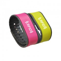 2018 Newest  Water proof Eco-friendly RFID NFC Wristband