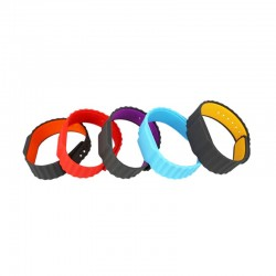 860-960MHz Newest silicone bracelet RFID H3 marathon wristband