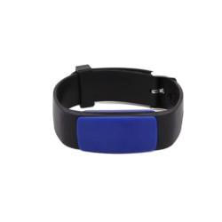 Custom security access custom printing nfc silicone wristband qr code smart bracelet rfid