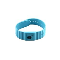 Custom Waterproof UHF/RFID/NFC Silicone Wristband for Club and Hospital Event