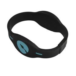 Double Head Oval MF S50 Silicone Wristband