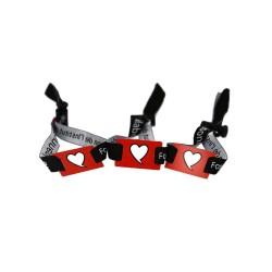 Fabric RFID Bracelet MF DESfire EV1 4K