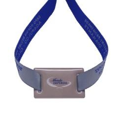 Fabric/Woven String RFID Wristband