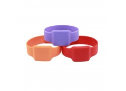 ISO14443A NTAG213 NFC Silicone Bracelet ,NFC waterproof Bracelet