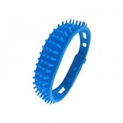 Special Design UHF Long Distance Reading RFID Silicone Wristband For Event Management