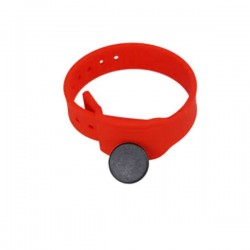 Wearable Contactless Payment Wristband with Insert Mini Tag